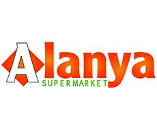 Alanya Supermarkt